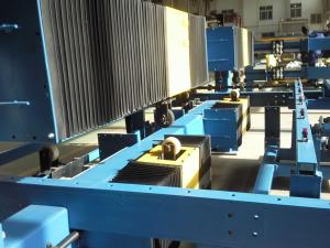 Glass Severing Machine and Roller